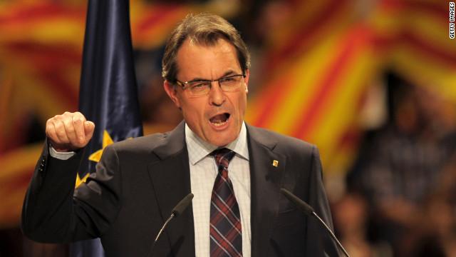 Cataluña ante el mayor desafío soberanista de su historia