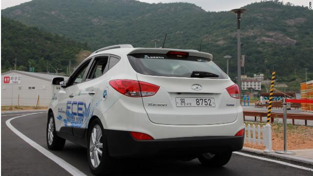 Hidrógeno, el combustible verde del futuro para la industria automotriz