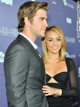 After plenty of rumors, <a href='http://www.cnn.com/2007/SHOWBIZ/TV/10/12/montana.tickets/' target='_blank'>it was confirmed in June 2012</a> that Cyrus and Hemsworth were engaged.