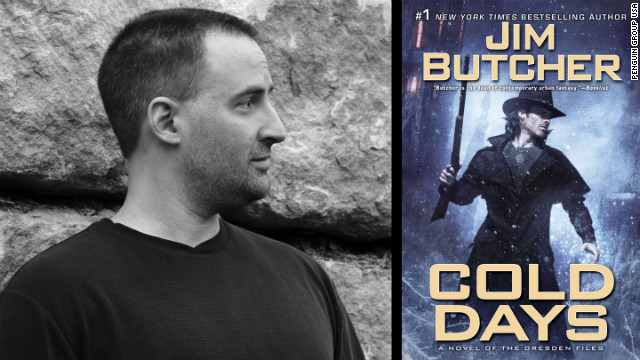 """Cold Days"" by Jim Butcher<br/><br/>"