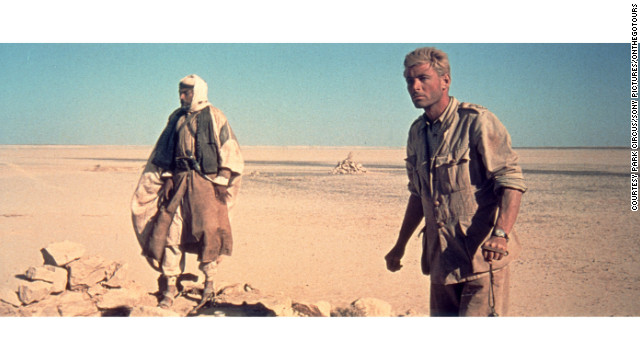 Lean originally planned to film the entirety of the movie in Jordan but escalating costs and outbreaks of illness forced him to move many scenes to Spain and Morocco.