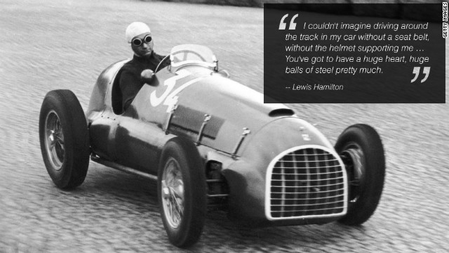 Senna vs. Fangio: Who is the greatest?