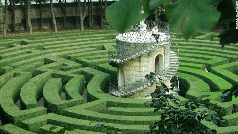 Il Labirinto Stra, Italia