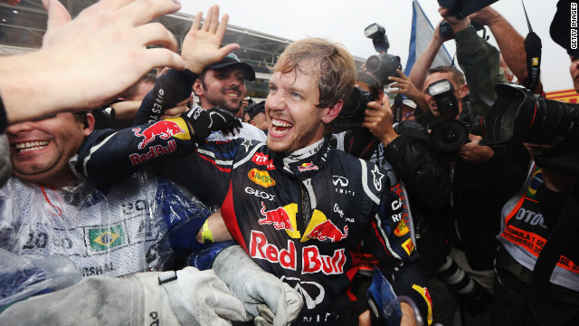 How good is Sebastian Vettel?