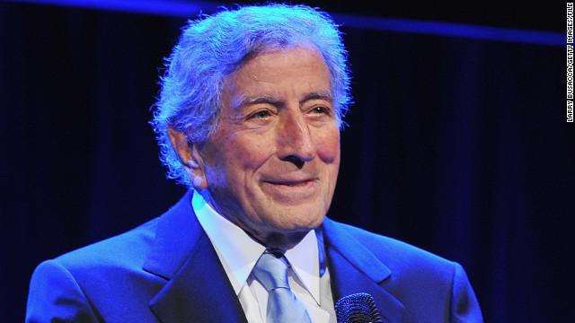 Tony Bennett's gaga for Gaga