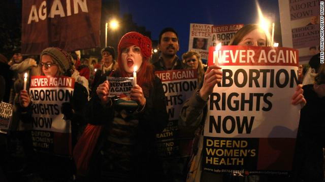 Opinion: If Ireland had a Roe v. Wade