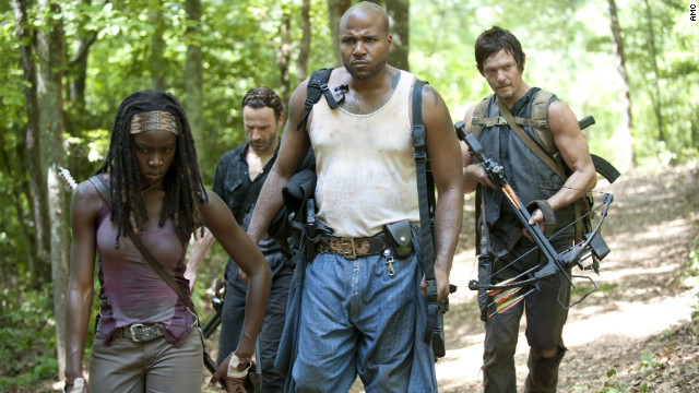 Big revelations on 'The Walking Dead'
