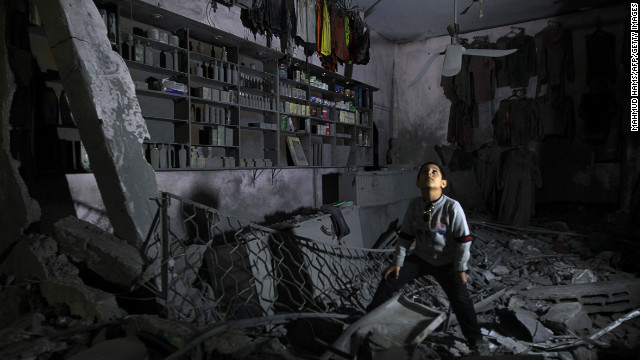 Photos: Israel-Gaza conflict