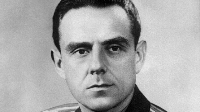Soviet cosmonaut Vladimir Komarov died during his second flight, onboard Soyuz 1, on April 23, 1967, when the spacecraft crashed during its return to Earth. He was the first confirmed human to die during a space mission and the first Soviet cosmonaut to travel into space more than once.