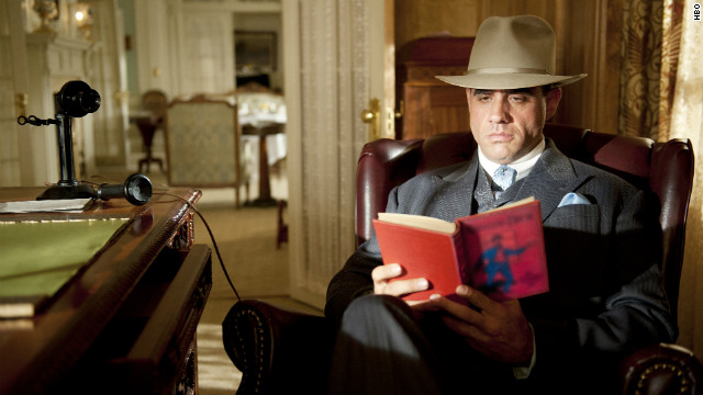 'Boardwalk Empire': War games