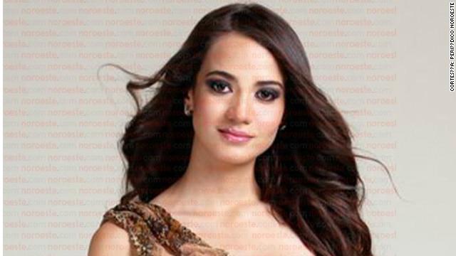Una reina de belleza muere en un enfrentamiento a tiros en Sinaloa