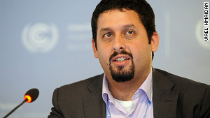 Wael Hmaidan, director CAN International