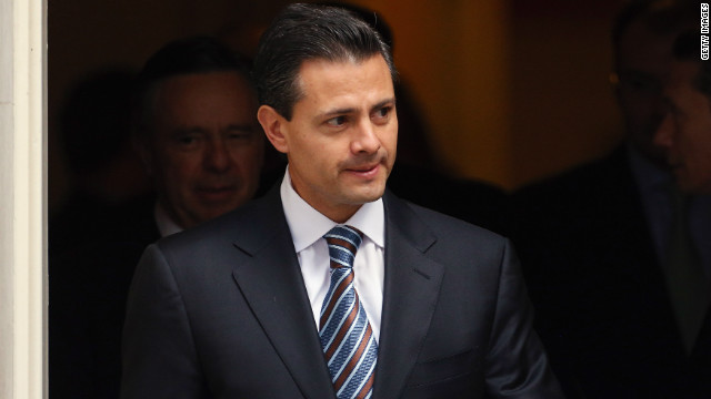 Mexico's president-elect to meet with Obama