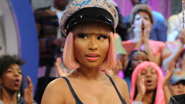 Nicki Minaj prepared for soft sales of new album