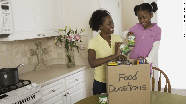 #GivingTuesday is a call to donate to charitable causes after Thanksgiving and holiday shopping