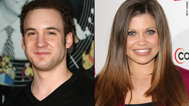 Ben Savage, Danielle Fishel join 'Girl Meets World'