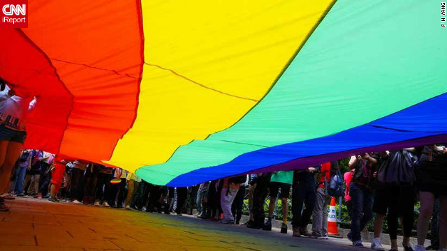 Gay men sue over conversion therapy