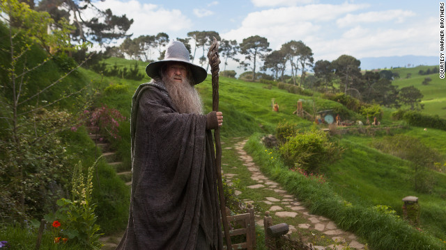 Welcome to the Middle of Middle Earth