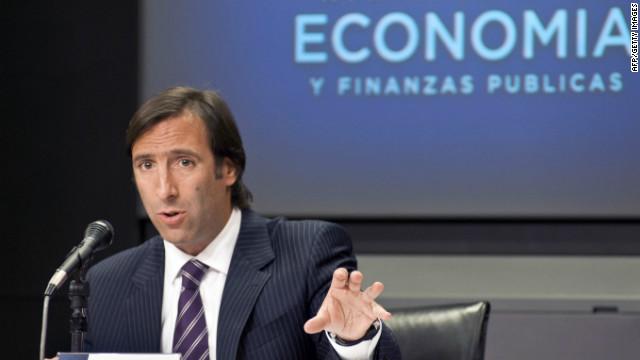 Argentina apela decisión de juez estadounidense sobre su deuda