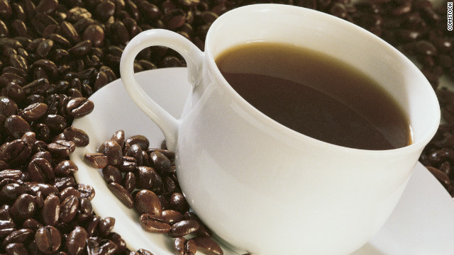 A new study finds that coffees, teas and