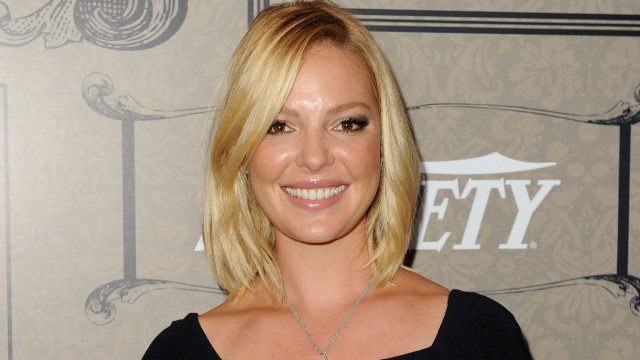 "In 2008, Katherine Heigl declined to put her name forward for Emmy consideration, complaining that ""Grey's Anatomy"" had not given her award worthy material. The year before, she complained that her film ""Knocked Up"" was ""a little sexist. It paints the women as shrews, as humorless and uptight, and it paints the men as lovable, goofy, fun-loving guys."""