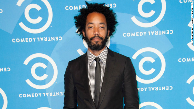 Wyatt Cenac's exiting 'The Daily Show'