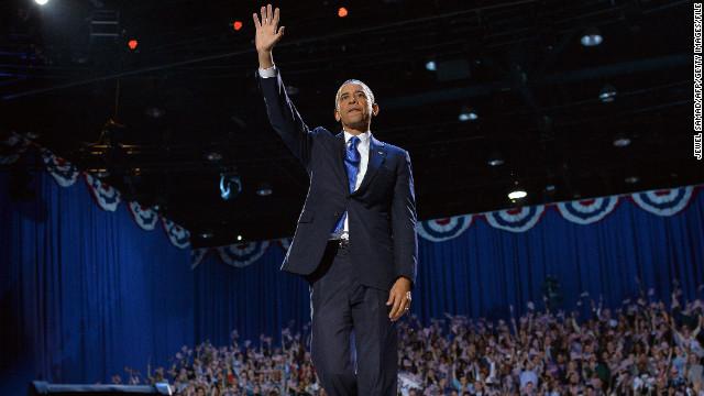 Barack Obama es el más poderoso del mundo, según Forbes