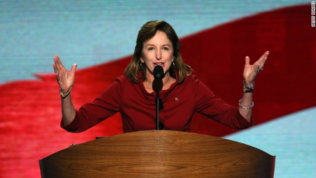Sen. Kay Hagan to run again in 2014