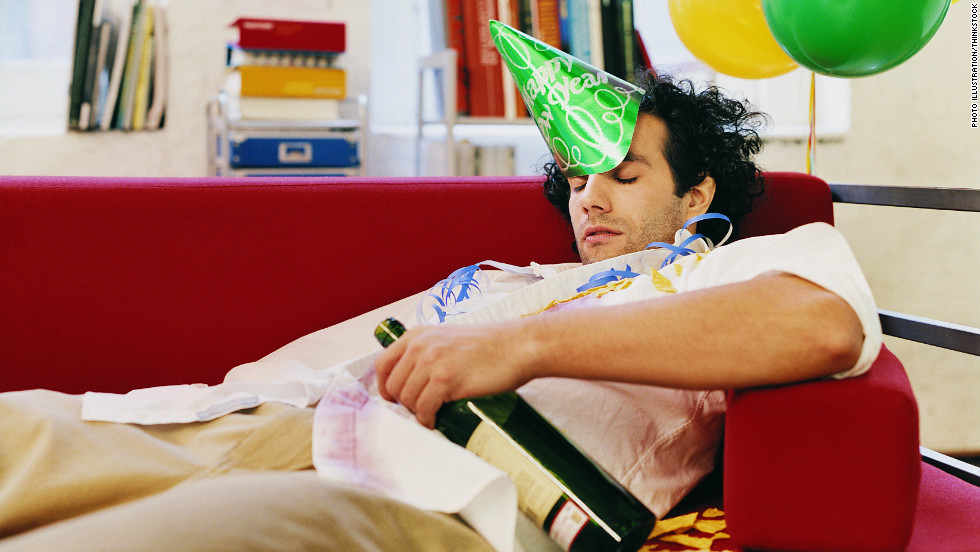 Holiday party season is time to eat, drink and be merry. But too much merriment can sometimes result in a not-so-celebratory hangover.<br/><br/>Dehydration is a main factor behind hangovers, as the body recovers from alcohol consumption.<br/><br/>Here are some myths vs. facts on hangovers, and what you can do to feel better.