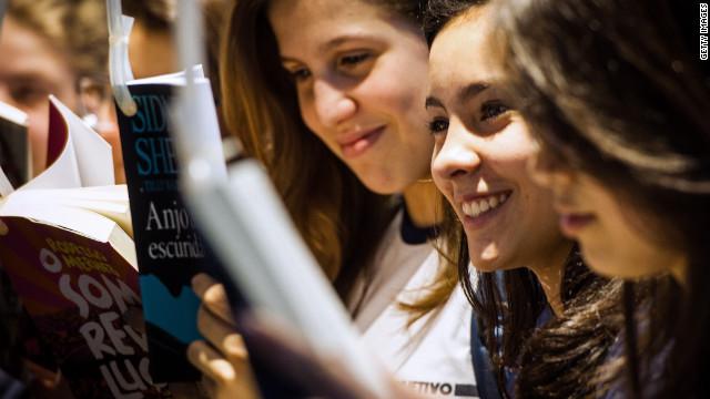 Los mexicanos leen menos que hace seis años, según encuesta