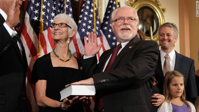 Rep. Ron Barber recovering from surgery to remove cancerous tumor