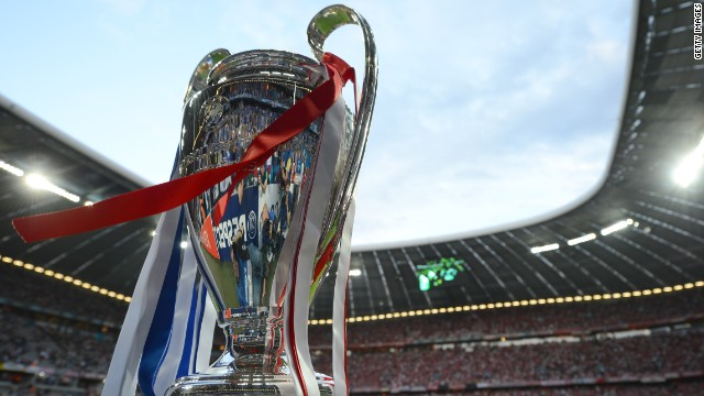 The European Champions League, won by Chelsea in 2012, is currently a 32-team competition.