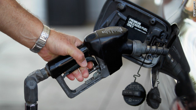 One fiscal cliff fix: Raise the gas tax
