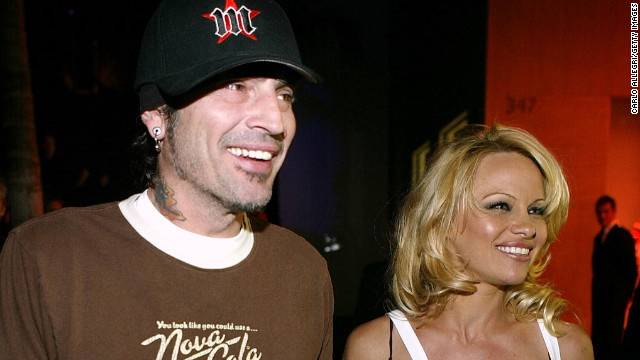 Their divorce in 1998 was messy and the custody battle over their two sons was even more so. At one point during the custody trial, Anderson said she had <a href='http://articles.cnn.com/2002-03-20/entertainment/pamela.anderson.hepatitis_1_liver-disease-hepatitis-viral-infection?_s=PM:SHOWBIZ' target='_blank'>contracted hepatitis C</a> from sharing an infected tattoo needle with Lee. In 2002 they decided to share custody.