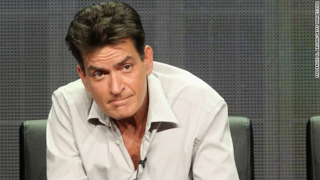 Charlie Sheen: 'Two and a Half Men' is cursed