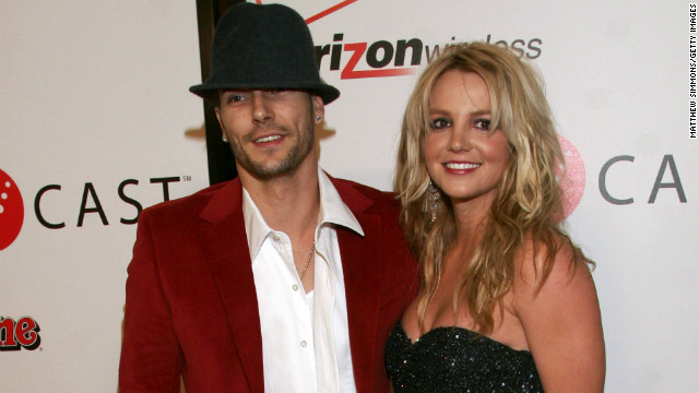 The courts awarded custody of Britney Spears' two sons to their dad, Kevin Federline, in 2007, and at one point Spears <a href='http://www.cnn.com/2007/SHOWBIZ/Music/10/18/britney.children/index.html' target='_blank'>actually lost the right</a> to visit the kids. Spears and Federline are said to be on better terms these days, and she is often photographed with their boys.