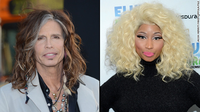 Steven Tyler to Nicki Minaj: Sorry Nicki, but I&#039;m not a racist
