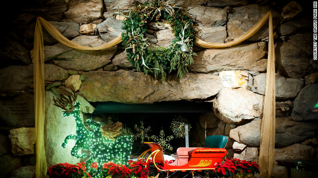 Hotels create a home for the holidays