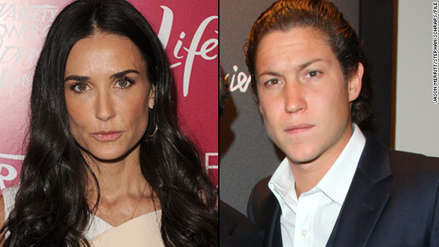 Rumors swirl that Demi Moore has a new beau