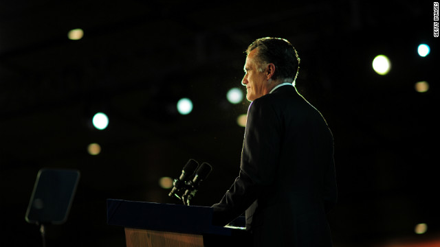 Romney adviser said election wasn't lost on ideas