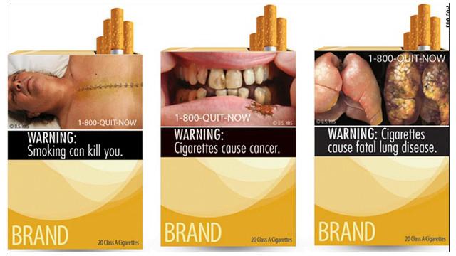 Empresas de tabaco deben admitir en público engaños sobre los peligros de fumar