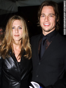 A match made in Hollywood A-list heaven, Pitt and Aniston tied the knot in July 2000. 