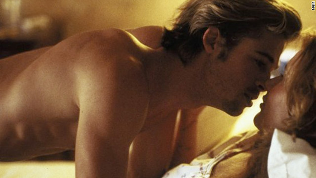 In 1991, Brad Pitt established himself as a sex symbol in the making thanks to his steamy shirtless work in &quot;Thelma &amp;amp; Louise.&quot;
