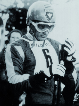 Jean Claude Killy emerged as a world famous skier in the late 1960s. He honed his skills in Val d'Isere and went on to claim three gold medals at the 1968 Winter Olympics. Legend has it he once won a trial race on one leg, having broken the other half way down the slopes.