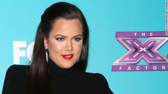 Khloe Kardashian on her family&#039;s annual Christmas card