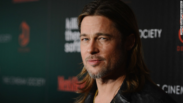Brad Pitt's probably earned some R&amp;amp;R from his film career, especially considering the boisterous family life he shares with fiancee Angelina Jolie, but the 48-year-old actor is still cranking out films. As his newest feature, &quot;Killing Them Softly,&quot; arrives in theaters this weekend, we take a look back at Pitt's evolution from TV soap guest to hot Hollywood dad.