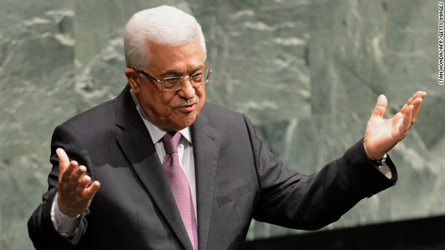 Palestinian president orders name changed to 'State of Palestine'