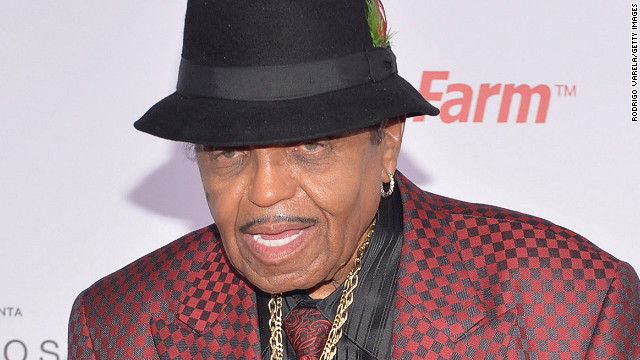 Joe Jackson suffers 'mild' stroke
