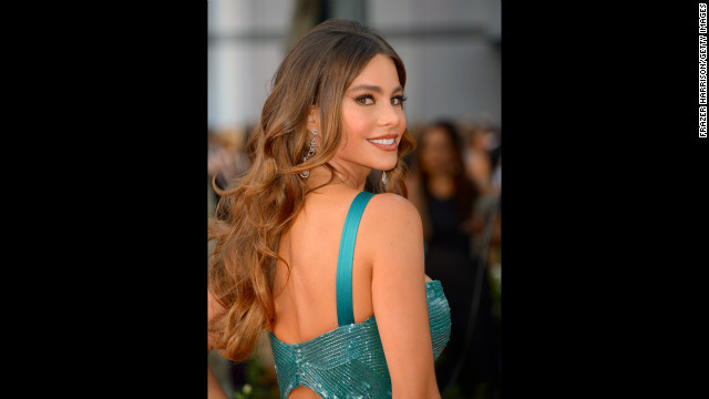 """Modern Family's"" Sofía Vergara joined the party this year, turning 40 in July."