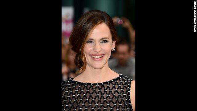 Former &quot;Alias&quot; star Jennifer Garner is still kicking butt at 40.